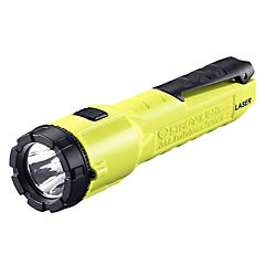 Linterna dualie láser amarilla