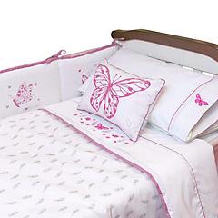Cobertor ramitas mariposa