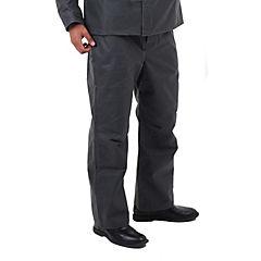 Pantalón Repel C/Forro Delantero CR80 Talla L Color Marengo