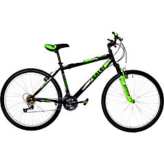Bicicleta recreacional mens negro
