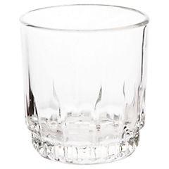 Set de 6 vasos bajos para Whisky
