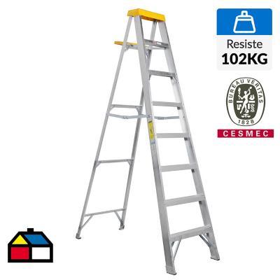 Construcci n escalas escaleras escalas tijeras for Escaleras sodimac