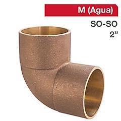Codo SO-SO bronce 2