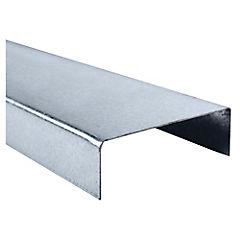 6m Perfil U 2x4x0,85 Metalcon estructural