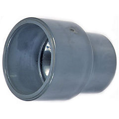 Buje reducción larga PVC 75x50 mm, presión cementar