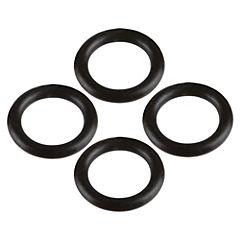 2.62x7.59x12.83mm O'ring 4 unidades