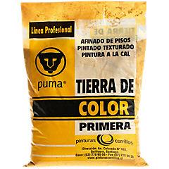 1 kg Tierra de color amarilla