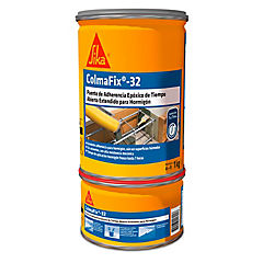 Juego (A+B) 1 kg Colma Fix 32  Puente adherencia base  resinas epoxica