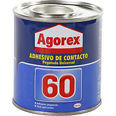 Adhesivo de contacto Agorex 1/16 gl