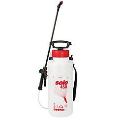 Pulverizador manual 9 litros blanco