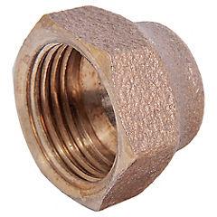Tuerca para llave de gas 14 mm bronce