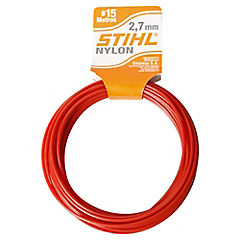 Rollo de Piola Nylon 2.7 mm 15 mt