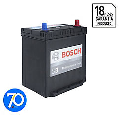 Batería para automóvil 25 A 12 V Derecho positivo