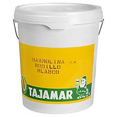 Marmolina exterior Rodillo R1 5 gal. Blanco