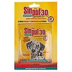 Antiparasitario para perro 15 gr