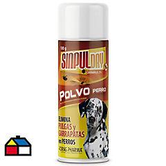 Talco antiparasitario para gato 100 g