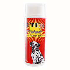 Antiparasitario Sinpul Dry en polvo antipulgas 100 gr p/perro