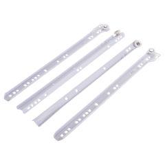 Corredera cajon blanca SB-350 35 cm