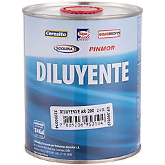 Diluyente 6-410 1/4 galón