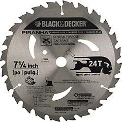 Disco sierra circular 24 dientes 7 1/4''