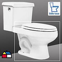 WC Century Elongado Blanco