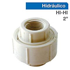 2'' HI-HI Union americana PVC presión