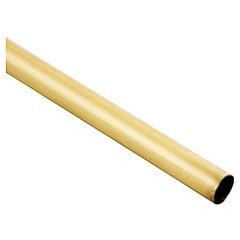 Barra de metal bronce 19mm 2.5 metros