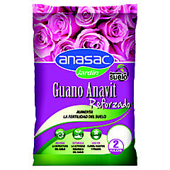 Guano Reforzado Anavit 02kg