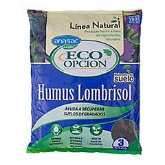Mejorador de suelo humus 3 kg bolsa