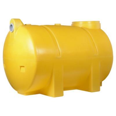 Fosa s ptica horizontal 2350 litros for Fosa septica sodimac