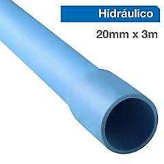 20 mm x 3 mt Tubo Pvc presión