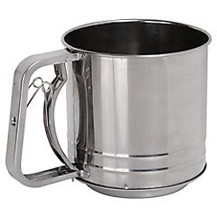Cernidor de harina acero