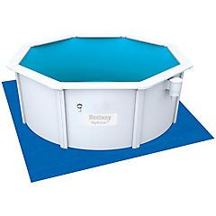 Piso para piscinas cuadrado 3.35x3.35 metros
