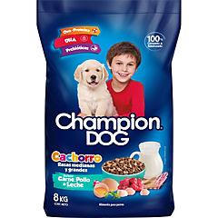 Alimento para perro cachorro 8 kilos