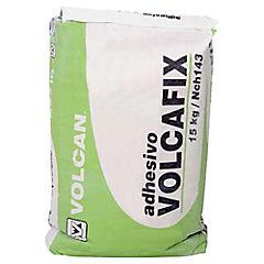 Adhesivo especial para pegado de paneles Volcapol. Volcafix polvo 15 kg