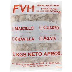 Piedra Cuarzo decorativa 2 kg