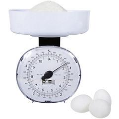 Balanza de cocina 5 kg Blanco