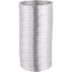 Tubo corrugado aluminio 6