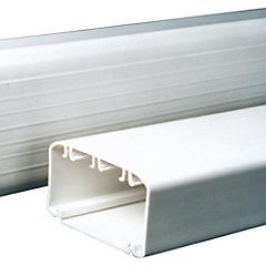 Canaleta 105X50mm 2mts blanca