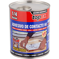 Adhesivo de contacto 1/4 gl