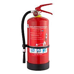 Extintor de incendios multipropósito ABC 4 kilos