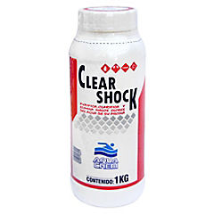 Clear shock.