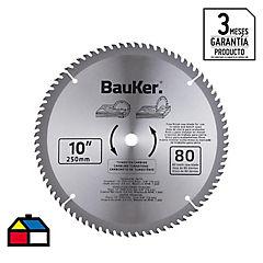 Disco sierra circular 80D-10''
