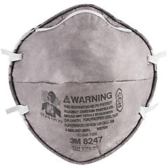 Respirador de partículas para pintura 8247