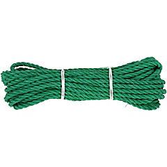 Cuerda Polyester torcido 4mm x 30mts