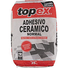 Adhesivo Polvo para Pisos y Muros 25 kg