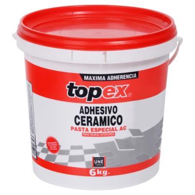 Adhesivo ac pasta cer mico 6 kg - Pegamento para ceramica ...