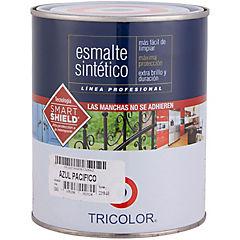 Esmalte Sintético Profesional 1/4 galón Azul Pacífico