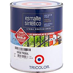 Esmalte Sintético Profesional 1/4 galón Verde Trébol