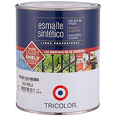 Esmalte Sintético Profesional 1/4 galón Gris Perla